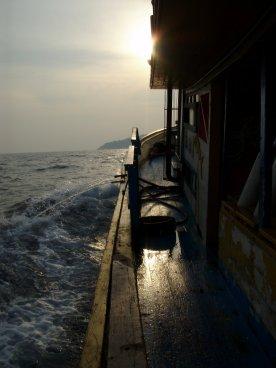 Alu Alu Divers trip boat