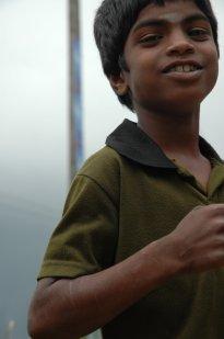 Sur la route de Sri Pada...