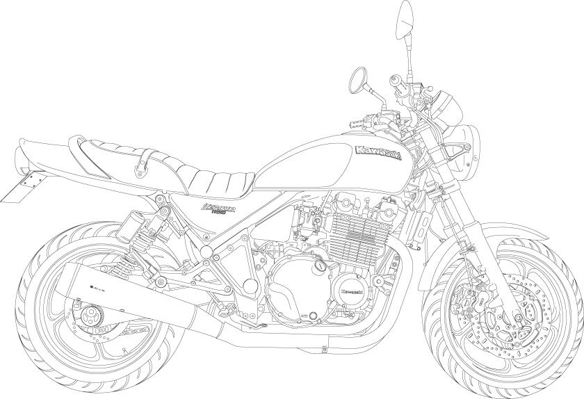 Kawasaki_Zephyr_1100_JR15